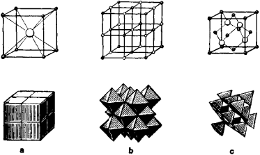crystal lattice structure article about crystal lattice structure by the free dictionary