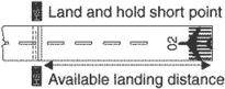 available landing distance (ALD)