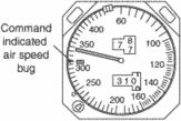 command air speed