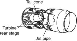 tail cone