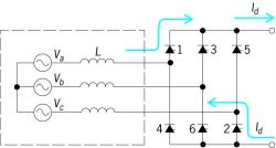 Three-phase converter