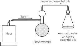 Steam And Vacuum Distillation
