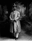 raja - a prince or king in India