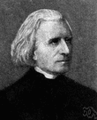 Liszt - Hungarian composer and piano virtuoso (1811-1886)