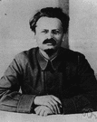 Trotskyite - radicals who support Trotsky's theory that socialism must be established throughout the world by continuing revolution