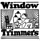 window trimmer - someone who decorates shop windows