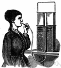 spirometer - a measuring instrument for measuring the vital capacity of the lungs