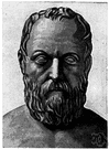 Publius Terentius Afer - dramatist of ancient Rome (born in Greece) whose comedies were based on works by Menander (190?-159 BC)