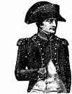 Little Corporal - French general who became emperor of the French (1769-1821)