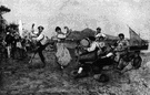 tarantella - music composed in six-eight time for dancing the tarantella