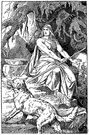 Hel - (Norse mythology) goddess of the dead and queen of the underworld