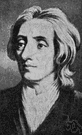 John Locke - English empiricist philosopher who believed that all knowledge is derived from sensory experience (1632-1704)
