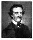 Poe - United States writer and poet (1809-1849)