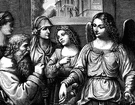 Book of Tobit - an Apocryphal book that was a popular novel for several centuries