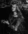 Lucrezia Borgia - Italian noblewoman and patron of the arts (1480-1519)