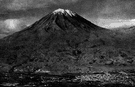 El Misti - the world's 2nd largest active volcano