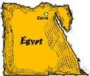Arab Republic of Egypt - a republic in northeastern Africa known as the United Arab Republic until 1971