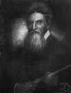 brown - abolitionist who was hanged after leading an unsuccessful raid at Harper's Ferry, Virginia (1800-1859)