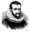 Henry Hudson - English navigator who discovered the Hudson River