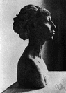 Jacob Epstein - British sculptor (born in the United States) noted for busts and large controversial works (1880-1959)