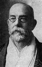 Robert Koch - German bacteriologist who isolated the anthrax bacillus and the tubercle bacillus and the cholera bacillus (1843-1910)