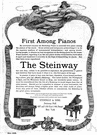Steinway - United States piano maker (born in Germany) who founded a famous piano manufacturing firm in New York (1797-1871)