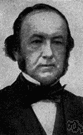 Bernard - French physiologist noted for research on secretions of the alimentary canal and the glycogenic function of the liver (1813-1878)