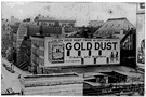gold dust - the particles and flakes (and sometimes small nuggets) of gold obtained in placer mining