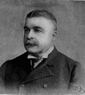 Arthur Seymour Sullivan - English composer of operettas who collaborated with the librettist William Gilbert (1842-1900)