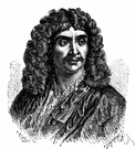 Jean-Baptiste Poquelin - French author of sophisticated comedies (1622-1673)