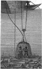 diving bell - diving apparatus for underwater work