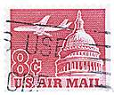 aerophilatelic - of or relating to airmail stamps