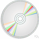compact disk - a digitally encoded recording on an optical disk that is smaller than a phonograph record