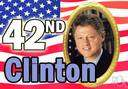 Clinton - 42nd President of the United States (1946-)