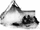 Indian reservation - a reservation set aside for the use of Indians