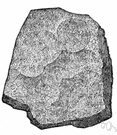 mispickel - a silver-white or grey ore of arsenic