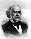 William Gladstone - liberal British statesman who served as prime minister four times (1809-1898)