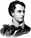 Sixth Baron Byron of Rochdale - English romantic poet notorious for his rebellious and unconventional lifestyle (1788-1824)
