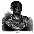Decius - Emperor of Rome who was proclaimed emperor against his will