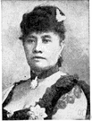 Liliuokalani - queen of the Hawaiian islands (1838-1917)