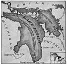 Huron - the 2nd largest of the Great Lakes