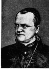 Johann Mendel - Augustinian monk and botanist whose experiments in breeding garden peas led to his eventual recognition as founder of the science of genetics (1822-1884)