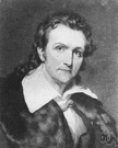 John James Audubon - United States ornithologist and artist (born in Haiti) noted for his paintings of birds of America (1785-1851)