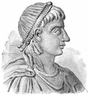 Justinian the Great - Byzantine emperor who held the eastern frontier of his empire against the Persians