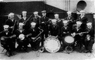 musical group - an organization of musicians who perform together