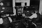 radio station - station for the production and transmission of AM or FM radio broadcasts