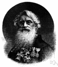 Samuel Morse - United States portrait painter who patented the telegraph and developed the Morse code (1791-1872)