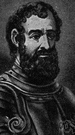 Verrazzano - Florentine navigator who explored the eastern coast of North America (circa 1485-1528)