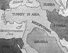 Mesopotamia - the land between the Tigris and Euphrates