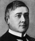 Maeterlinck - Belgian playwright (1862-1949)